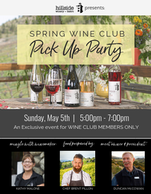 SPRING PICK UP PARTY